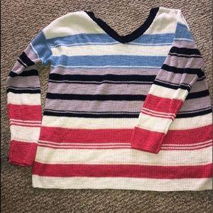 maurice's v-neck sweater